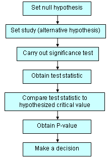a null hypthesis